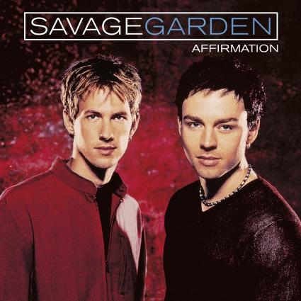 Savage garden the singles available june 12 for I knew i loved you by savage garden
